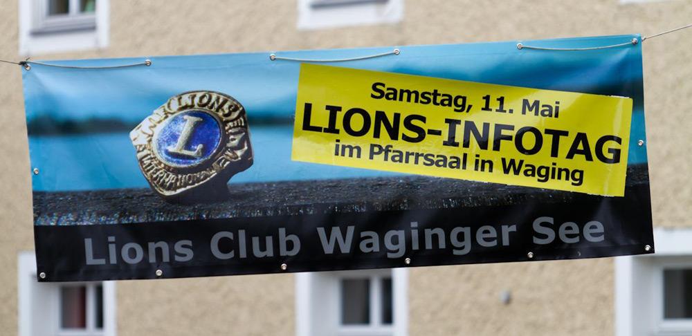 Lions Infotag